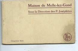 Melle Lez Gand Sous La Direction Des P. Joséphites ( 10 Kaarten ) - Melle