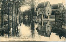 -  94- VAL-de-MARNE -   LA VARENNE-SAINT-HILAIRE - Inondations De Janvier 1910- Avenue Denfert-Rochereau - Otros Municipios