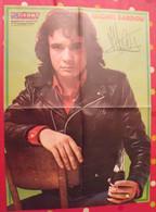 Poster De Michel Sardou. Vers 1976. Super-géant - Posters