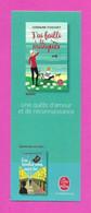 Marque Page.    Le Livre De Poche.   Lorraine Fouchet.     Postcard. - Bookmarks