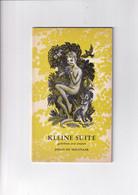 Kleine Suite - Gedichten Over Muziek - Johan De Molenaar - 1964 - Literature