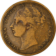 Royaume-Uni, Jeton, Game, Victoria Régina To Hanover, 1837, TB+, Cuivre - Other