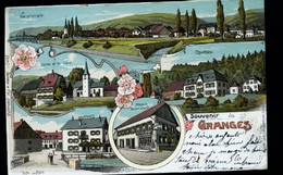 GRANGES ANNEES 1902 - Ohne Zuordnung