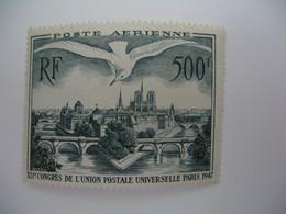Poste Aérienne Neuf ** Gomme D'origine PA N° 20  Légère Rousseur Au Dos   à Voir - 1927-1959 Ungebraucht