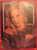 Poster Sylvie Vartan. Vers 1974. Stéphanie - Posters
