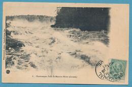 Shawanegan Falls  St-Maurice River - Circulé 1910 - Andere