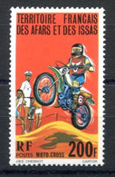 RC 20816 AFARS ET ISSAS COTE 9,50€ N° 440 SPORT MOTO CROSS MNH NEUF ** - Nuovi