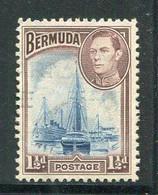 BERMUDES- Y&T N°105- Oblitéré - Bermuda