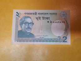 BANGLADESH 2 TAKA 2011 BILLET NEUF - Bangladesh