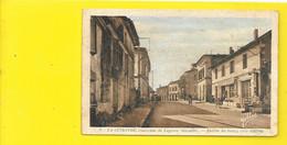 LA GUIRANDE LAGORCE Rare Entrée Du Bourg Vers Guitres (Yobled Renaud Buzaud) Gironde (33) - Andere Gemeenten