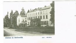 Baillonville , Château - Somme-Leuze