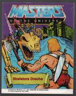 Mattel Masters Of The Universe Deutsch/Italiano Mini Comic Drache / Drago Skeletor 1983 (Marx Ledger Simpson) - Other Publishers