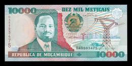 Mozambique 10000 Meticais 1991 Pick 137 SC UNC - Mozambique