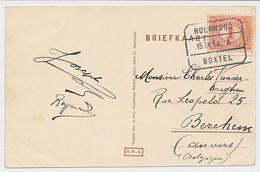 Treinblokstempel : Roermond - Boxtel A 1914 - Non Classificati