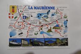 D 73 - Modane, St Jean De Maurienne, Valfrejus, Bonneval Sur Arc, Aussois, Bramans, Bessans, Lanslebourg, Valloire - Zonder Classificatie