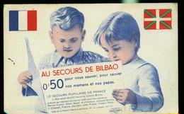 AU SECOURS DE BILBAO - Ohne Zuordnung