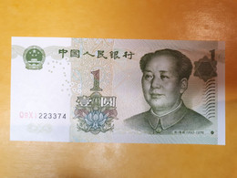 CHINE 1 YUAN 1999 BILLET NEUF - China