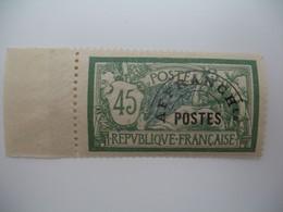 Préoblitéré  Type Merson 1922-1947  N° 44  Neuf ** Gomme D'origine Signature Sur DBF   TBE à Voir - 1893-1947