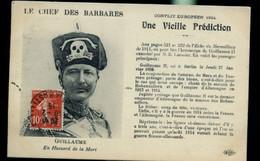 GUILLAUME - Weltkrieg 1914-18