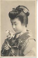 JAPON GEISHA Femme Japonaise    .....G - Other