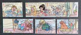 Nederland/Netherlands - Nrs. 3586a T/m F - Kinderpostzegels (gestempeld/used) 2017 - Used Stamps