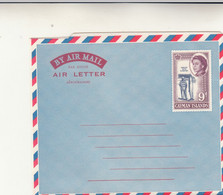Cayman Islands, Air Letter Inused, Par Avion - Cayman Islands
