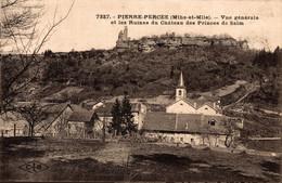 N°80159 -cpa Pierre Percée -vue Générale- - Sonstige Gemeinden