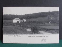 CHIMAY  Chalet Du Pont St.Nicolas Sur L'Eau Noire - Chimay