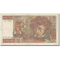 France, 10 Francs, 1978, 1978-07-06, B, KM:150c - 10 F 1972-1978 ''Berlioz''