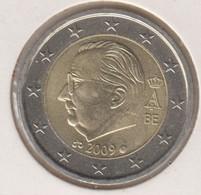 @Y@  Belgie   2   Euro      2009   UNC  (BE 110) - Belgium