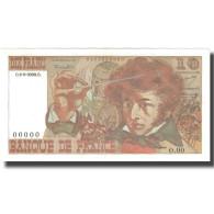 France, 10 Francs, Berlioz, SUP, Fayette:63.0, KM:150s - 10 F 1972-1978 ''Berlioz''