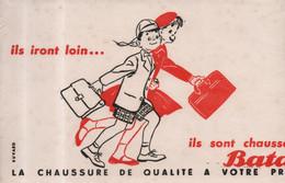 Ils Iront Loin Ils Sont Chaussés BATA La Chaussure De Qualité à Votre Prix Illustré Par Rousseau Enfants - Shoes