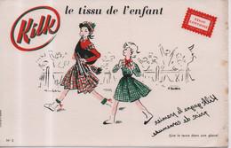 Le Tissu Controlé De L'enfant Kilk Saint Etienne Illustration F. Bubbe Gagne Le Premier Prix De Cornemuse - Textile & Clothing