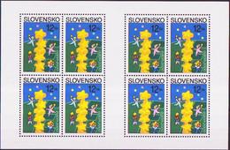 Europa CEPT 2000 Slovaquie - Slovakia - Slowakei Y&T N°F321 - Michel N°K368x *** - Feuillet - 2000