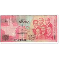 Billet, Ghana, 1 Cedi, 2010, 2010-03-06, KM:37b, TB - Ghana