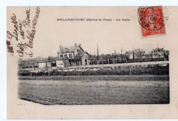 BALLANCOURT (Seine-et-Oise)  -  La Gare - Ballancourt Sur Essonne