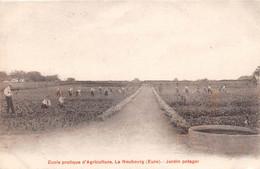 LE NEUBOURG - Ecole Pratique D'agriculture - Jardin Potager - Le Neubourg