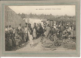 CPA - RUFISQUE (Sénégal) - Aspect Du Village De Bargny En 1900 - Senegal