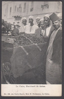 Egypt - CAIRO,  Date Merchant - Cairo
