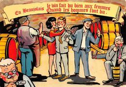 Beaujolais Vin Vins Moisy 194 Illustrateur Allouin - Non Classificati