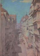 Kassel - Marktgasse, Aquarell Von Grimm - 1993 - Kassel