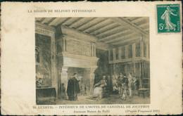 70 LUXEUIL LES BAINS / Intérieur De L'hôtel Du Cardinal De Jouffroy / - Luxeuil Les Bains