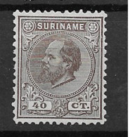 1873 Mint Suriname NVPH 12 - Suriname ... - 1975