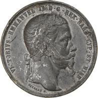 Italie, Médaille, Savoie, Alliance Franco-Sarde, History, 1859, Gayrard, TB+ - Altri