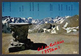 102477/ Col Du Galibier, Panorama Vu Du Sommet - Non Classificati