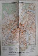 Carte Plan Von Innsbruck (1960 ?) - Other