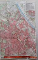 """Carte Plan Von Wien (1960 ?) """"Kulturstatten"""" - Other"""