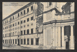 VALMONTONE PALAZZO PRINCIPE DORIA PANPHILI VG. ROMA N° B247 - Other Cities