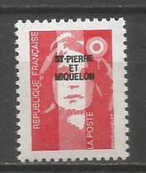 Timbre St Pierre Et Miquelon Neuf **   N 578 - Unused Stamps