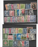 Bund  Volledige Reeksen 0 Cote 270 Euro - Used Stamps